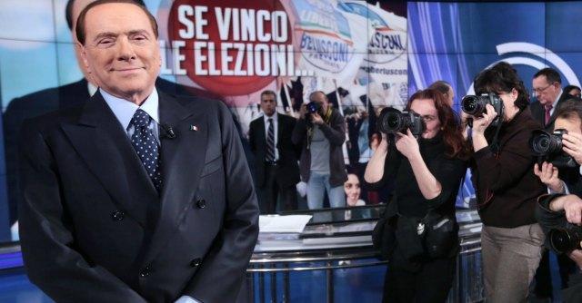 Europee 2014, Berlusconi giovedì a Porta a Porta (in attesa dei servizi sociali)