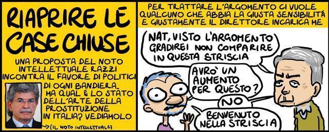 La prostituzione in Italia: dove, come e perchè