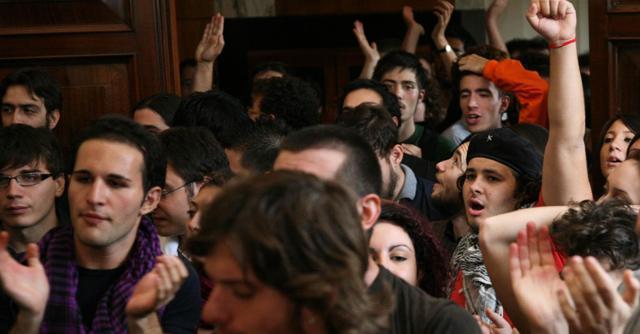 Gli schiavi del lavoro dell'Università di Bologna