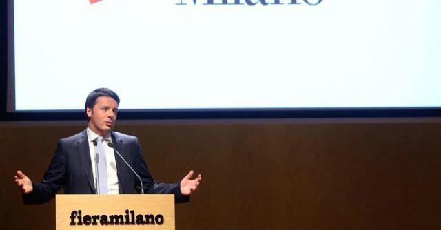 """Renzi: """"Violenta lotta alla burocrazia e banche aiutino gli artigiani"""""""
