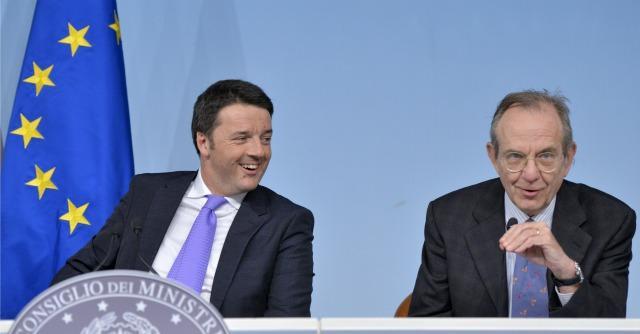 """Ue, Padoan: """"La presidenza italiana darà svolta, crescita e occupazione al centro"""""""