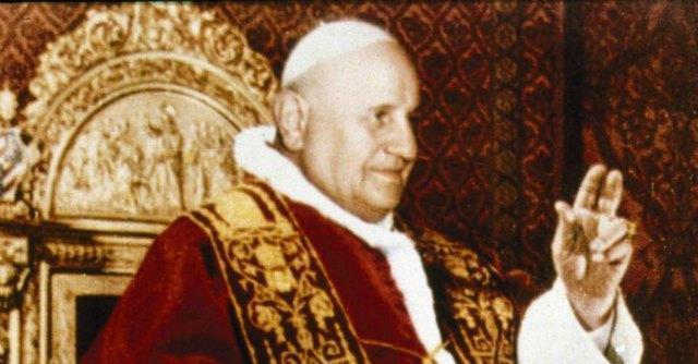 """""""Basta chiamare Roncalli 'il Papa buono'. Etichetta che gli tributò il popolo romano"""""""