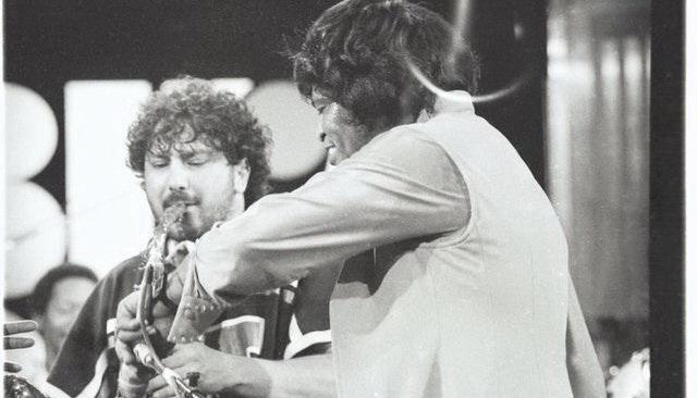 James Brown mi disse: 'Se suona bene e ti piace è musica'