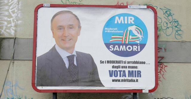 Elezioni Europee 2014: Samorì si ricandida con Silvio Berlusconi. Da plurindagato