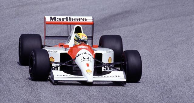 """Il racconto di Terry Fullerton: """"Io che ho battuto il mio amico Senna"""""""