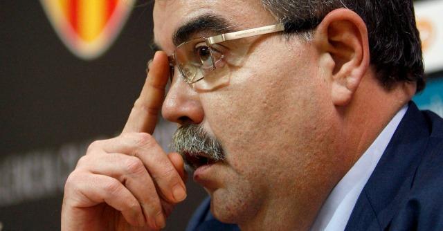 Valencia calcio, arrestato ex presidente Soler: voleva rapire il suo successore