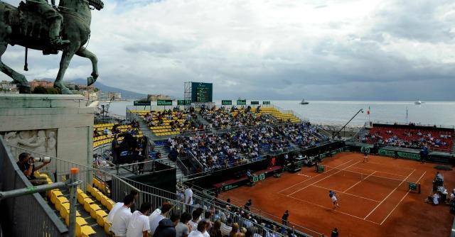 Coppa Davis 2014, a Napoli la sfida Italia-Inghilterra: è Fognini contro Murray