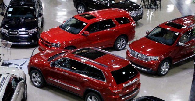 Fiat-Chrysler, il Suv non frena: ritirati 867mila veicoli. Saranno ispezionati