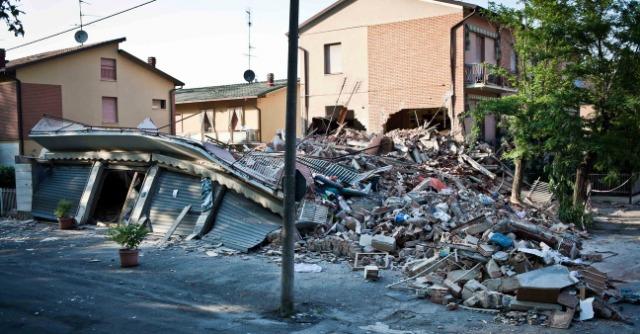 Terremoto Emilia - Cavezzo