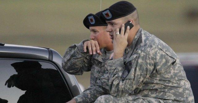 Texas, sparatoria nella base militare: 4 morti e sedici feriti