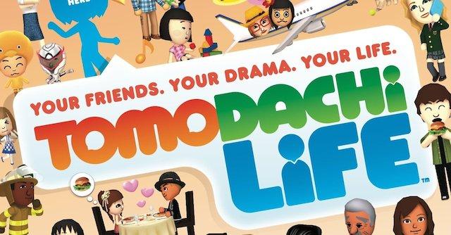 Nintendo, in uscita il 6 giugno il fenomeno 'Tomodachi Life' per consolle 3DS