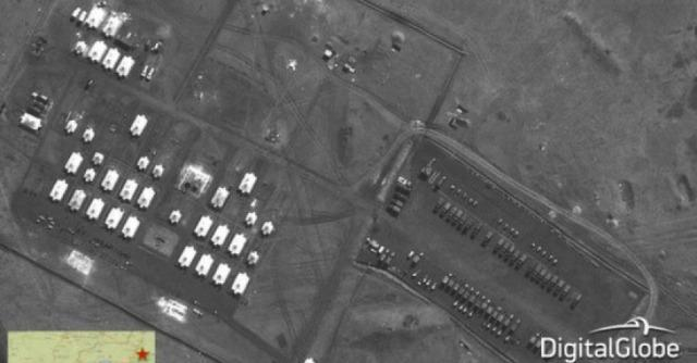 ucraina aerei satellite