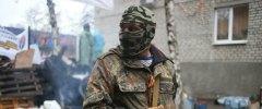 Ucraina, scade ultimatum a filorussi Ora scatta operazione antiterrorismo