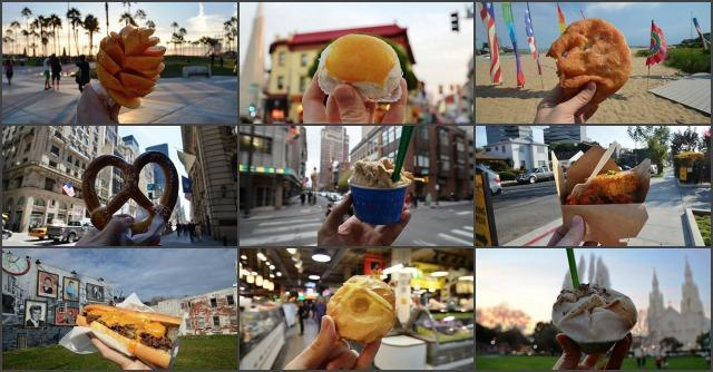"""""""Street food selfie"""", l'autoscatto per viaggiatori buongustai"""