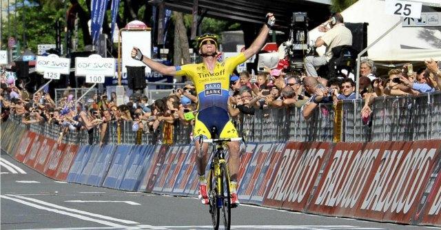 Giro d'Italia - Rogers Michael Aus