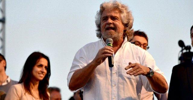 Grillo a Pescara