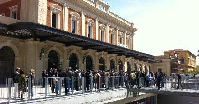 Parma, inaugurata la stazione dopo 7 anni. Era simbolo del buco dell'ex giunta Vignali