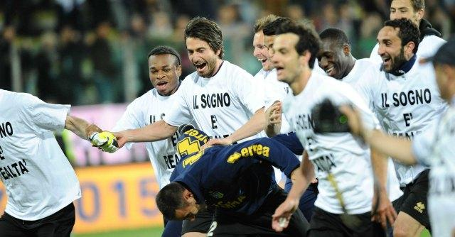 Serie A – risultati e classifica: trionfo Juventus. Parma in Europa League