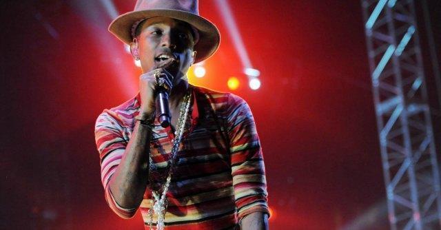 "Pharrell Williams, dopo ""Happy"" arriva il nuovo singolo ""Marilyn Monroe"""