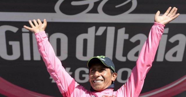 """Giro d'Italia 2014, Quintana trionfa e annuncia: """"L'anno prossimo il Tour"""""""