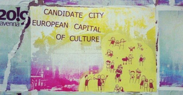 Festa dell'Europa a Ravenna. La città in corsa per diventare capitale cultura 2019