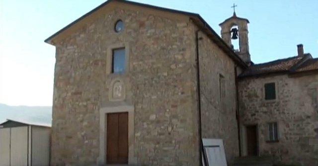 """Frana di Ripoli, Regione dichiara """"inagibile la chiesa"""". Ma non cita la Variante di Valico"""