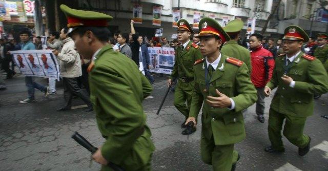 Vietnam Cina