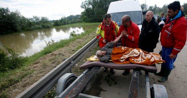 Alluvione Balcani