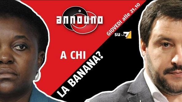 Announo Salvini Kyenge