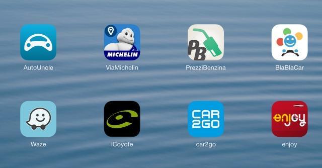 Uber e le altre: ecco le app che migliorano il rapporto con l'auto (e fanno risparmiare)