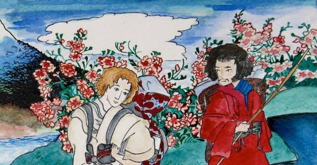 Crowdfunding, 2000 chilometri di trekking in Giappone e un libro sulle orme di Basho