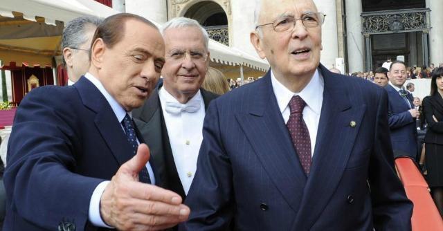 """Napolitano: """"Contro di me reazioni faziose"""". E chiede riforma della giustizia"""