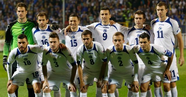 """Mondiale Brasile 2014, debutta la Bosnia. Susic: """"Vogliamo unire il popolo col calcio"""""""
