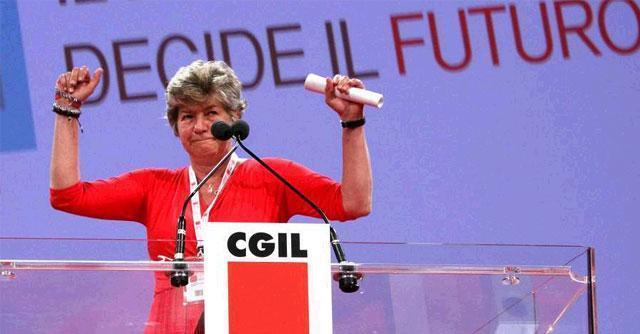 Cgil, eletta la nuova segreteria. Entrano Baseotto, Fracassi e Martini