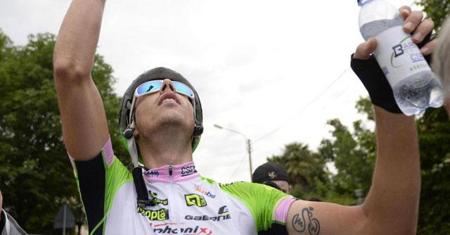 Giro d'Italia 2014, Canola batte i velocisti. Uran resta maglia rosa