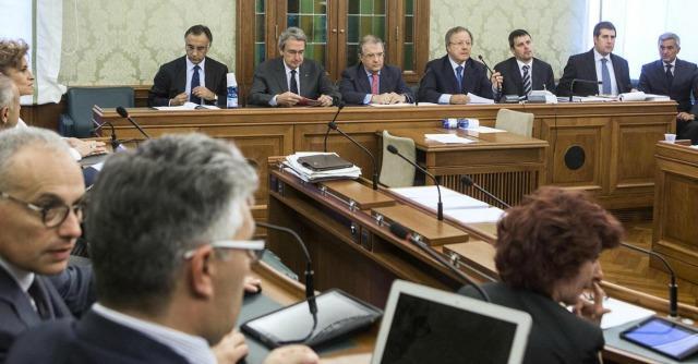 Commissione lavori pubblici senato