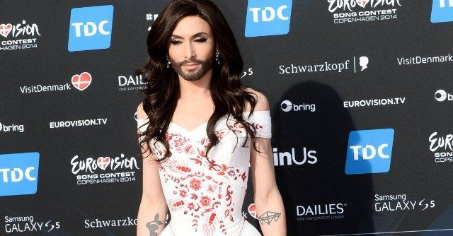 Eurovision Song Contest: trionfa Conchita Wurst, la drag queen con la barba