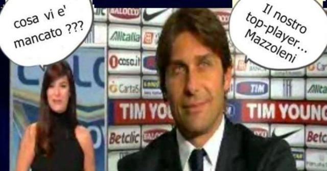 Juventus-Benfica, Antonio Conte nel mirino degli utenti dei social network