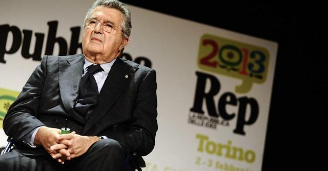 """De Benedetti: """"Renzi? Ho cambiato idea: è intelligente. Grillo? Fascistello"""""""