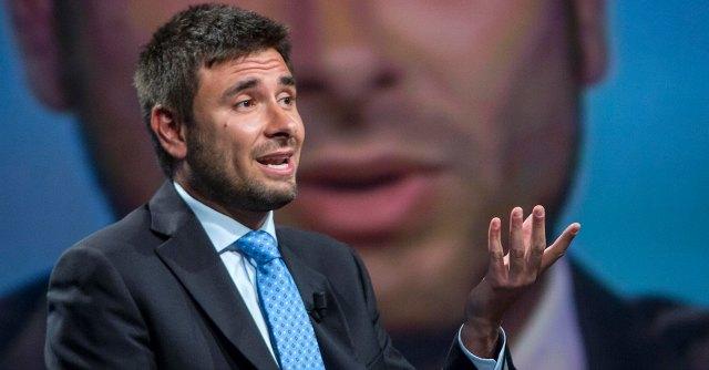 """Europee, Di Battista dopo la sconfitta M5S: """"Sto soffrendo, ma rivedremo le stelle"""""""