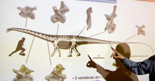 Dinosauro Patagonia
