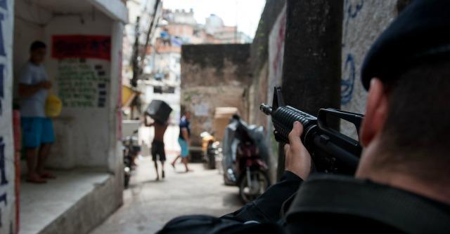 Mondiali Brasile 2014: incubo milizie nelle favelas, dove l'igiene è un lusso