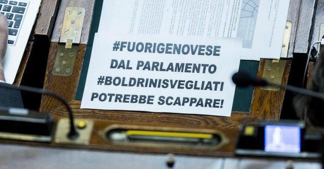 """Genovese, la Camera vota sì all'arresto. Pd: """"Ora Grillo si asciughi la bava alla bocca"""""""
