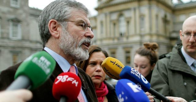 Uk, arrestato Gerry Adams, leader di Sinn Féin: è coinvolto in un omicidio del 1972