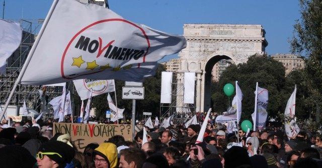 """M5S, Grillo: """"Ecco le spese del terzo V Day. Raccolti oltre 200mila euro"""""""