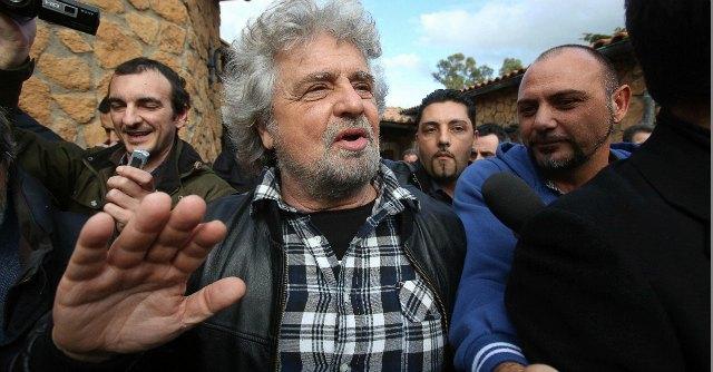 Europee, Grillo: 'Abbiamo perso. Ma M5S è secondo partito. E io prendo il maalox'