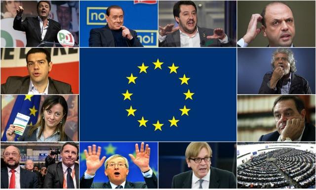 Elezioni Europee 2014, i risultati 2009 e 2014 stato per stato. Infografica interattiva