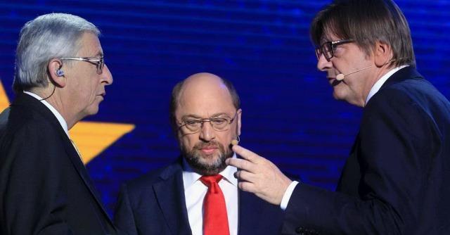juncker schulz verhofstadt