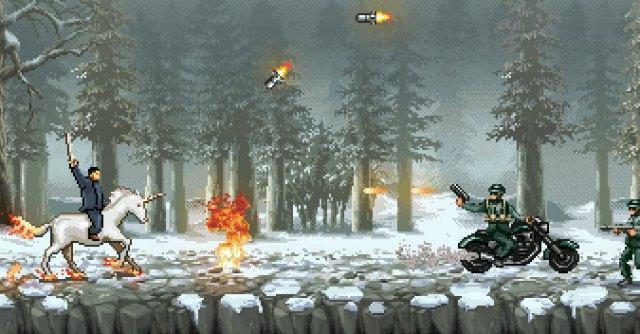 Kim Jong Videogames