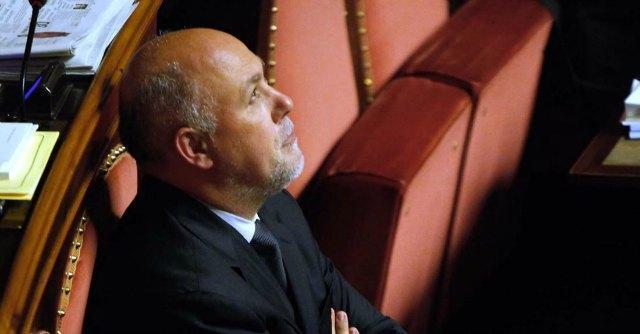 Fondi Margherita, l'ex senatore Luigi Lusi condannato a otto anni